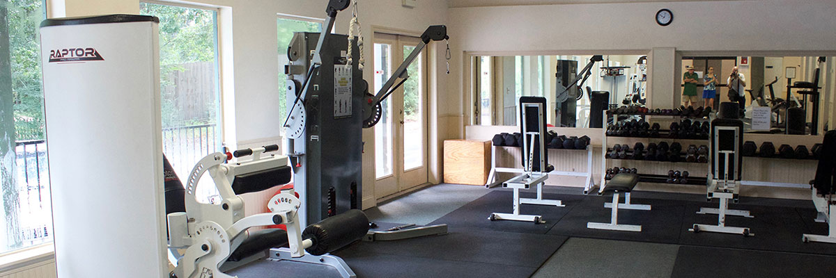 Inway Fitness Center